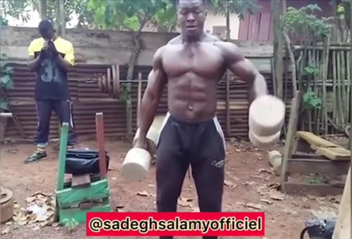 بدنسازی آفریقایی