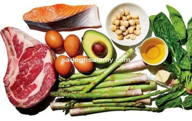 رژیم های غذایی کتوژنیک