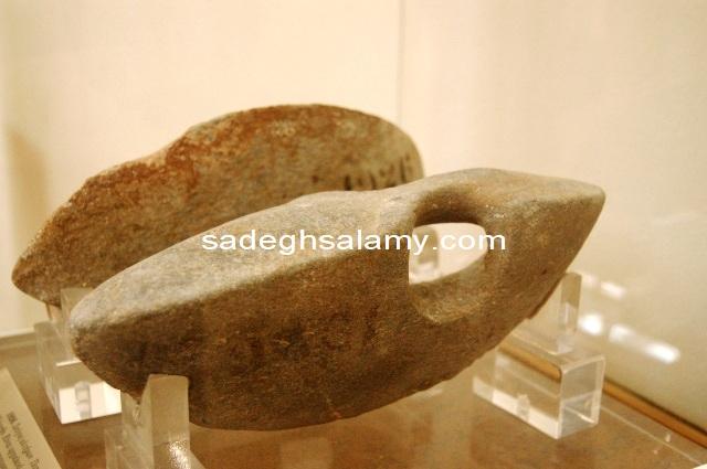 قدیمی ترین مدل کتل بل ساخته شده از سنگ